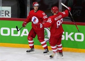 Сборная России – в плей-офф Чемпионата Мира