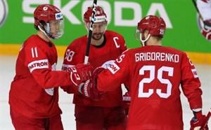Россияне в четвертьфинале встретятся с Канадой