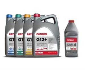Антифризы и тормозные жидкости PATRON