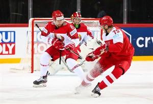 Беларусь почти без шансов на плей-офф.