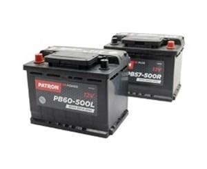 Аккумуляторные батареи PATRON