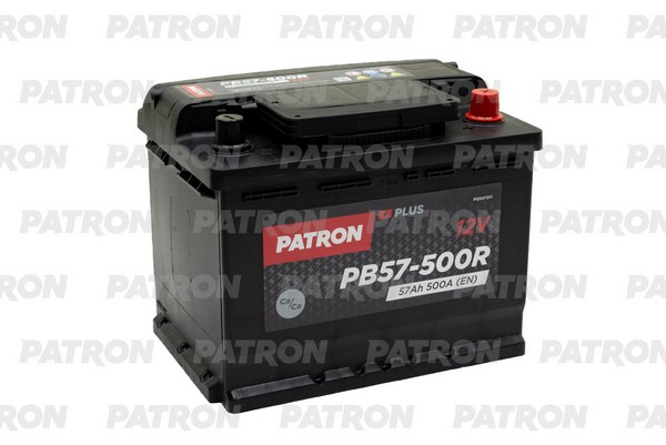 Аккумулятор PB57-500R PATRON