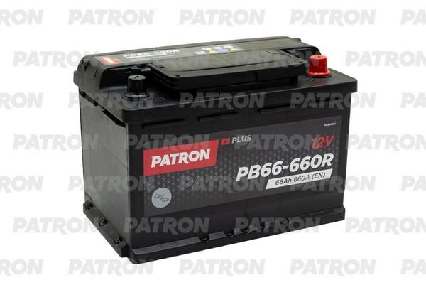 Аккумулятор PB66-660R PATRON
