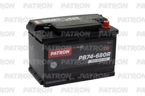 Аккумулятор PB74-680R PATRON