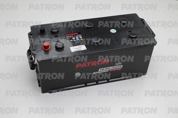 Аккумулятор PB190-1000R PATRON