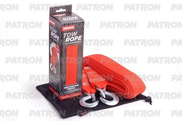 Трос буксировочный PTR035 PATRON