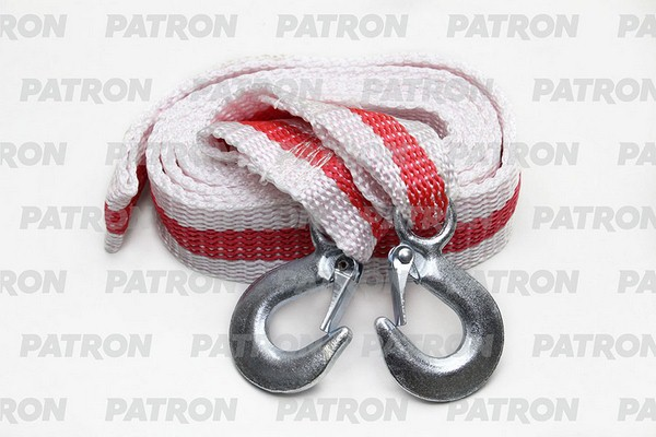 Трос буксировочный PTR080 PATRON