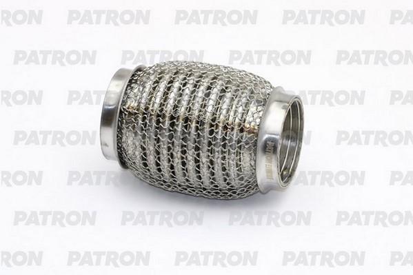 Гофра глушителя ELVW45X100 SF PATRON
