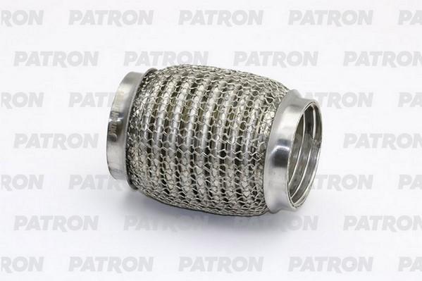 Гофра глушителя ELVW50X100 SF PATRON