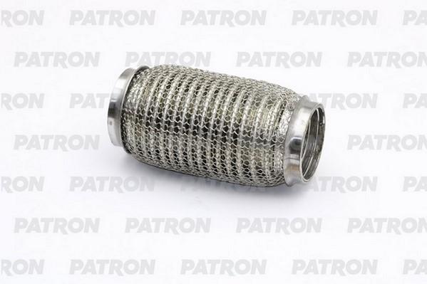 Гофра глушителя ELVW50X145 SF PATRON