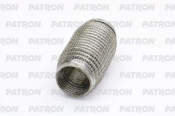 Гофра глушителя ELVW55X150 SF PATRON
