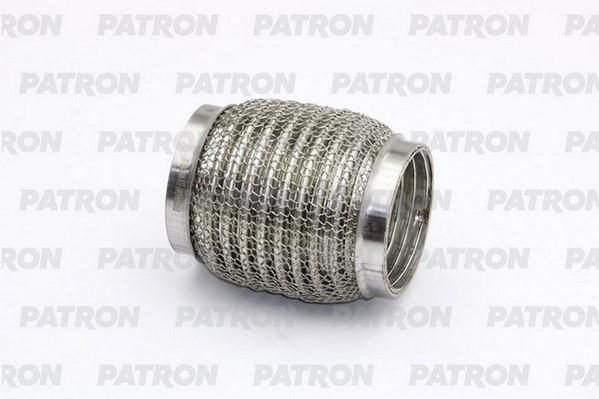 Гофра глушителя ELVW60X100 SF PATRON