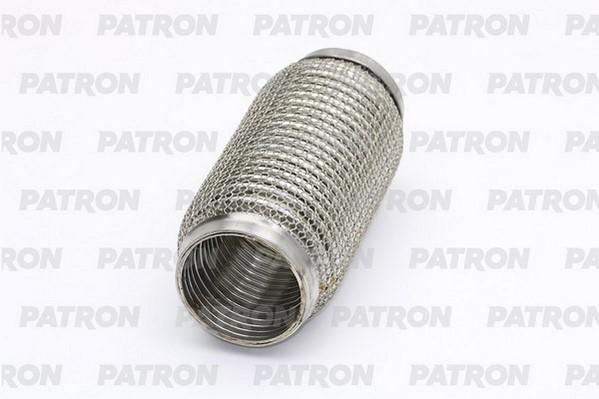 Гофра глушителя ELVW60X180 SF PATRON