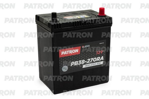 Аккумулятор PB38-270RA PATRON