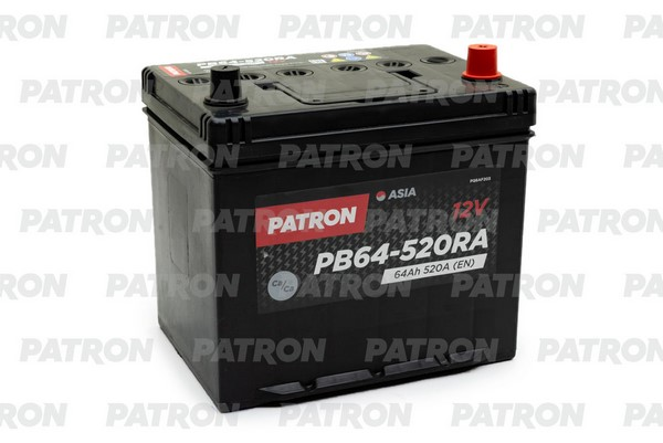 Аккумулятор PB64-520RA PATRON