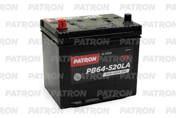 Аккумулятор PB64-520LA PATRON