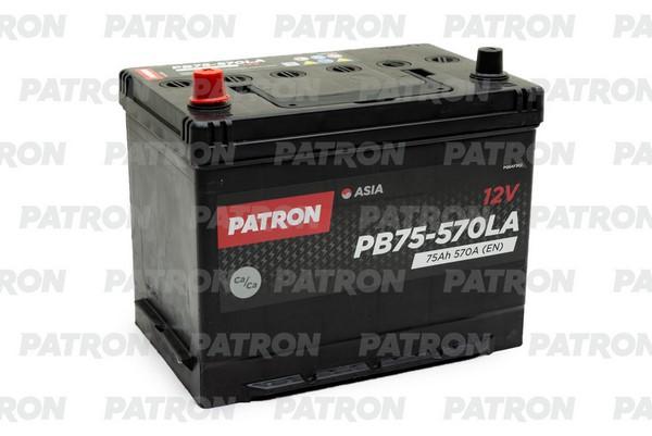 Аккумулятор PB75-570LA PATRON