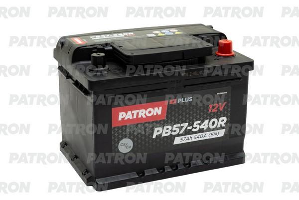 Аккумулятор PB57-540R PATRON