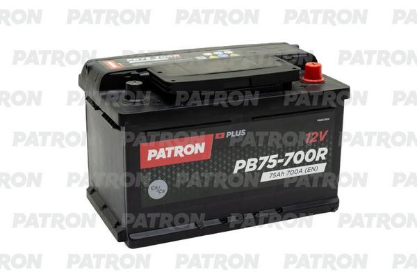 Аккумулятор PB75-700R PATRON