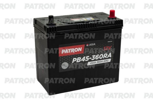 Аккумулятор PB45-360RA PATRON