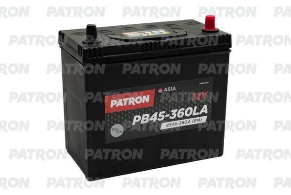 Аккумулятор PB45-360LA PATRON