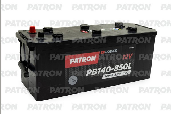 Аккумулятор PB140-850L PATRON