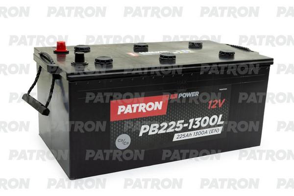 Аккумулятор PB225-1300L PATRON