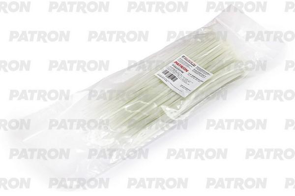 Комплект пластиковых хомутов P36250W PATRON