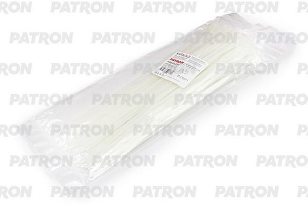 Комплект пластиковых хомутов P36300W PATRON