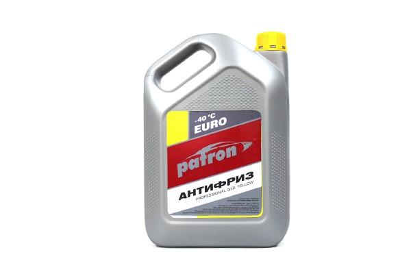 Жидкость охлаждающая AF YELLOW 5 PATRON PATRON