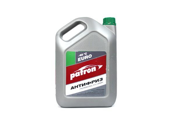 Жидкость охлаждающая AF GREEN 5 PATRON PATRON