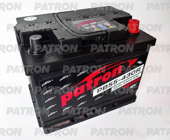 Аккумулятор PB55-430R PATRON