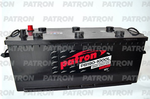 Аккумулятор PB190-1000L PATRON