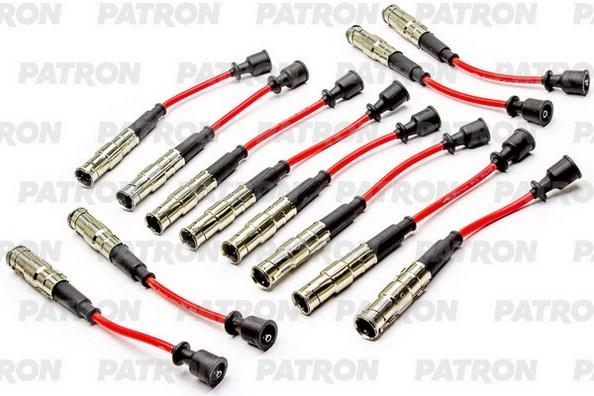 Комплект проводов зажигания PSCI2048 PATRON