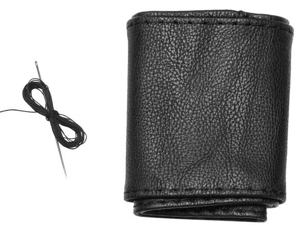 Чехол руля кожаный PCC0104 PATRON