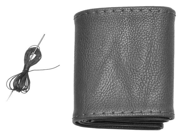 Чехол руля кожаный PCC0105 PATRON