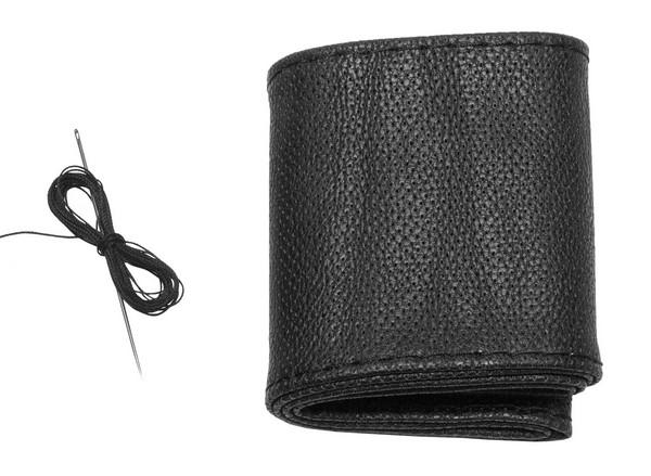 Чехол руля кожаный PCC0106 PATRON