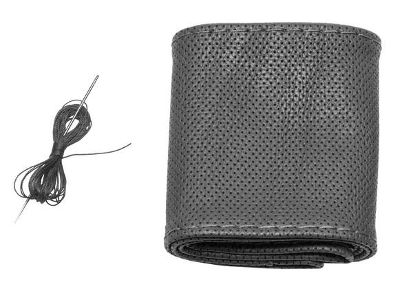 Чехол руля кожаный PCC0107 PATRON