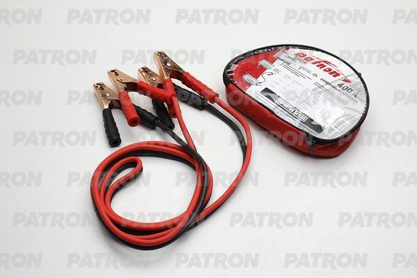Провода стартерные PSW400 PATRON
