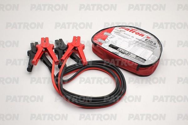 Провода стартерные PSW600 PATRON