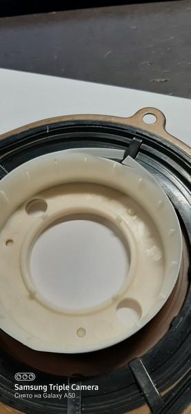 Некондиция - Сальник двигателя P18-0023-1 PATRON