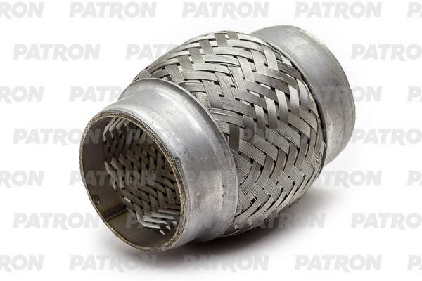 Гофра глушителя EL55x100 PATRON