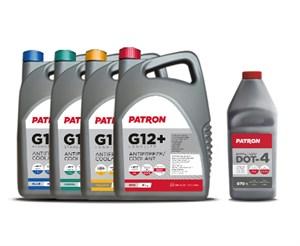 Новая линейка антифризов и тормозные жидкости PATRON