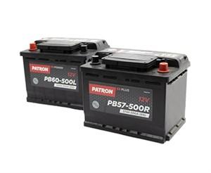 Поступление аккумуляторных батарей PATRON