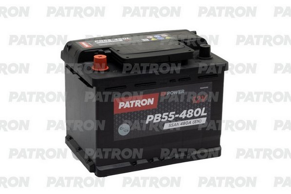 Аккумулятор PB55-480L PATRON