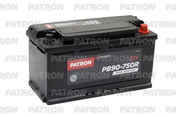 Аккумулятор PB90-750R PATRON