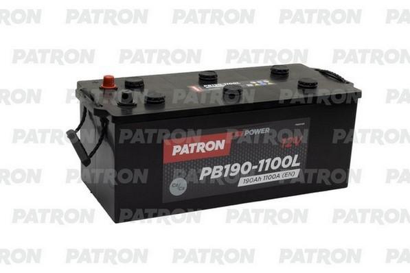 Аккумулятор PB190-1100L PATRON
