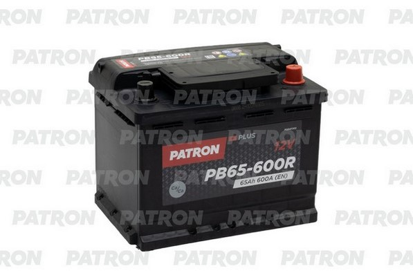 Аккумулятор PB65-600R PATRON