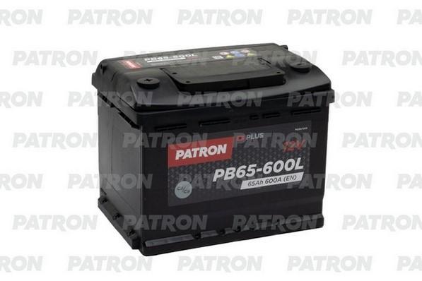 Аккумулятор PB65-600L PATRON