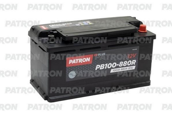 Аккумулятор PB100-880R PATRON